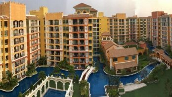 Venetian Signature Condo Resort Pattaya