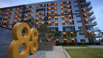 The 88 condo hua hin