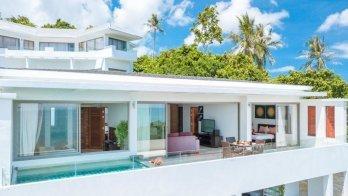 Tropical Seaview Residence