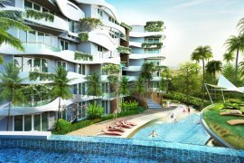 1 bedroom condo for sale in Wichit, Mueang Phuket