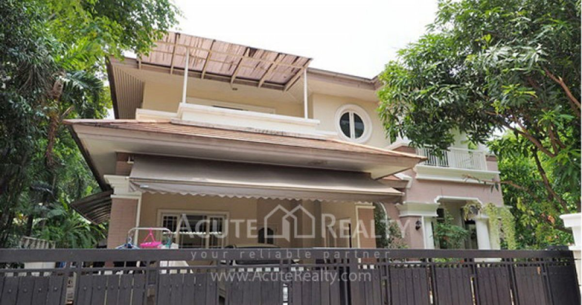 4 bed house for sale in bang phli samut prakan for 7 bedroom house for sale