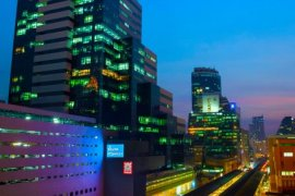 Office for rent near MRT Silom