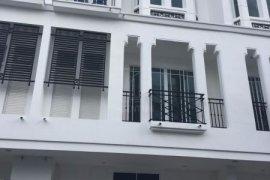 3 bedroom townhouse for rent in Leon Sukhumvit 62 near BTS Bang Chak