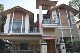 4 bedroom townhouse for rent in Phra Khanong Nuea, Watthana