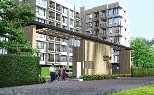 Kalpapruek City Plus Sakon Nakhon Sakon Nakhon 0 Condos