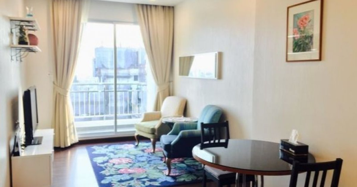 1 bed condo for sale in supalai lite sathorn charoenrat for I bedroom condo for sale