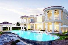 Golf Mansion