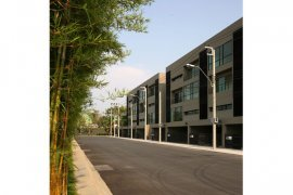 Townhouse for sale in Noble Cube Pattanakarn