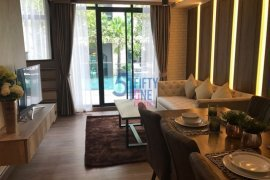 3 bedroom condo for rent in The Unique Sukhumvit 62/1 near BTS Bang Chak