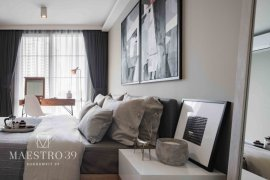 3 bedroom condo for sale in Maestro 39 Sukhumvit 39 near BTS Phrom Phong