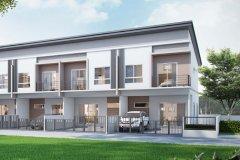 The Trust Townhome Rangsit - Kiong 1