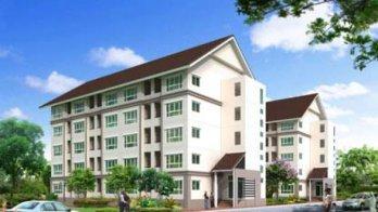 City Ville condominium
