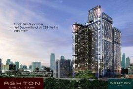 1 bedroom condo for sale in Ashton Chula Silom near MRT Sam Yan