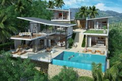 Dove Luxury Villas by Samui Living Co Ltd