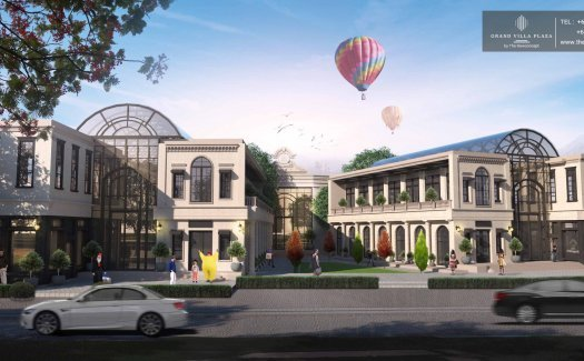 Grand Villa Plaza By The New Concept