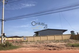 1 bedroom warehouse and factory for sale or rent in Khok Kham, Mueang Samut Sakhon