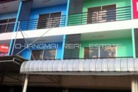 2 bedroom shophouse for rent in Nong Chom, San Sai