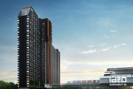 2 bedroom condo for sale in IDEO Sukhumvit 93 near BTS Bang Chak