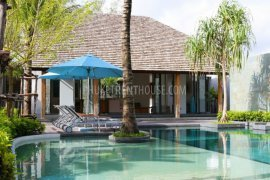 4 bedroom villa for rent in Layan, Thalang