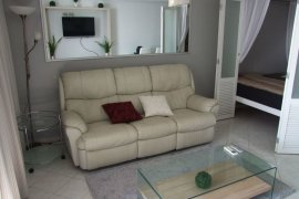 1 bedroom condo for rent in Jomtien Plaza Condotel