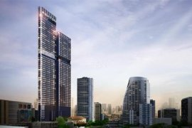 1 bedroom condo for sale in Ashton Asoke near BTS Asoke
