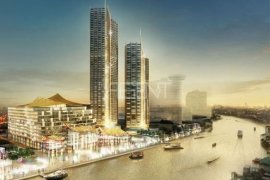 2 bedroom condo for sale in Magnolias Waterfront Residences Iconsiam near BTS Saphan Taksin