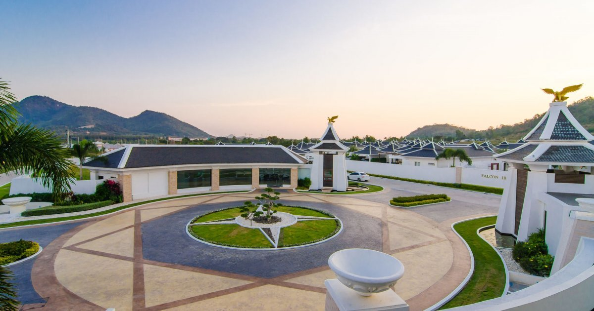 Property For Rent In Hua Hin Thailand