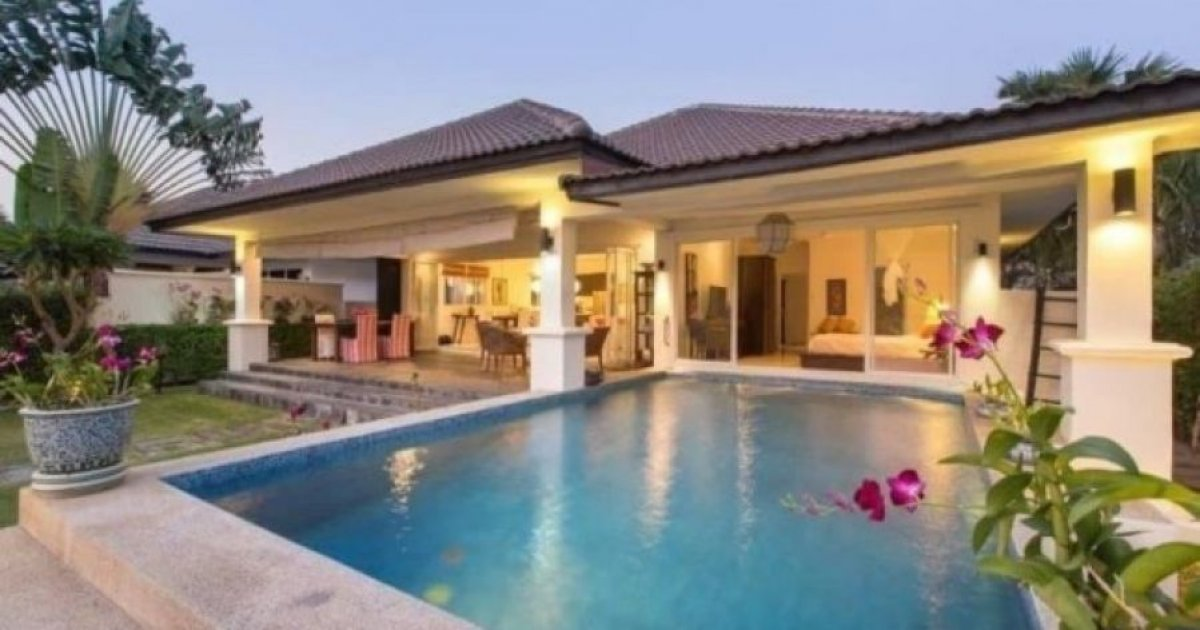 4 bed house for rent in hua hin prachuap khiri khan for 4 bedroom house to rent