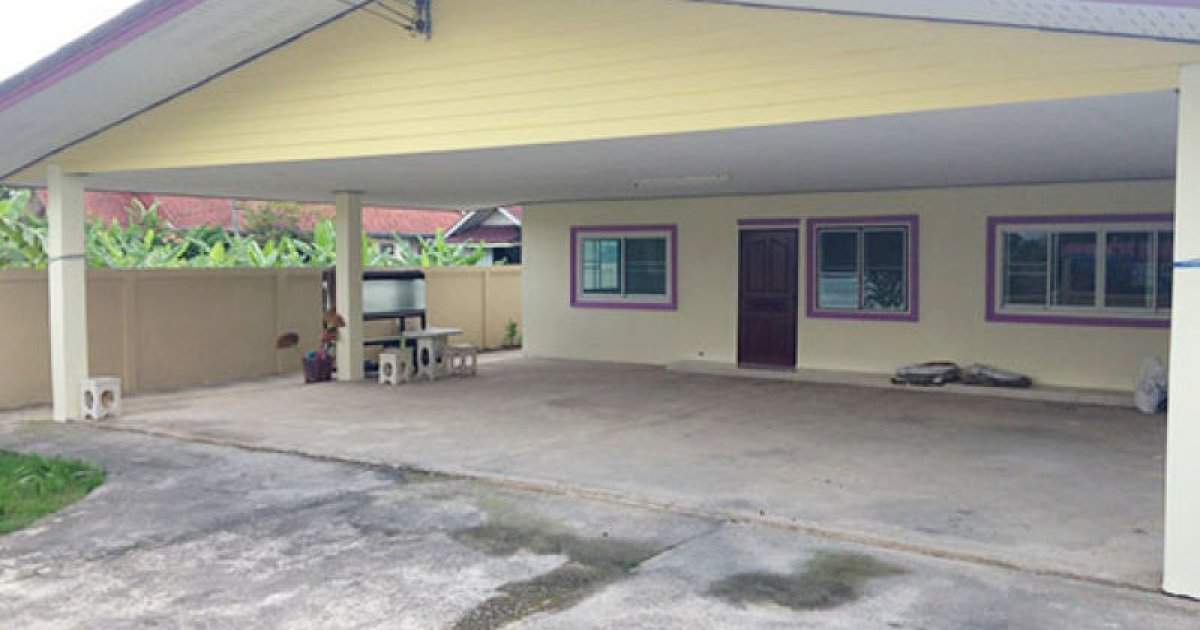 bedroom house for rent in ban du mueang chiang