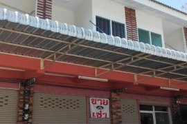1 bedroom shophouse for rent in Rop Wiang, Mueang Chiang Rai