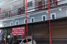 3 bedroom shophouse for rent in Wiang, Mueang Chiang Rai
