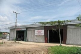 Warehouse and factory for rent in Cho Ho, Mueang Nakhon Ratchasima