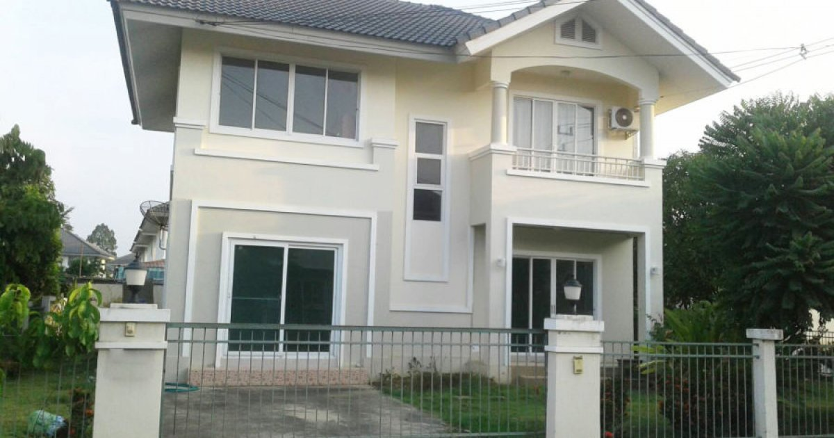 3 Bed House For Rent In Tha Wang Tan Saraphi 12 000 1842734 Thailand Property