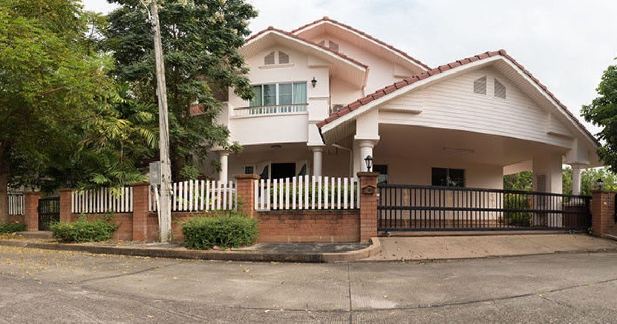 6 bed house for rent in nong khwai hang dong 50 000 for 6 bedroom homes for rent