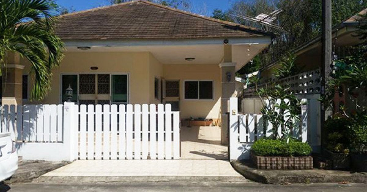 three bedroom houses for rent 3 bed house for rent in si sunthon thalang 7 000 19960