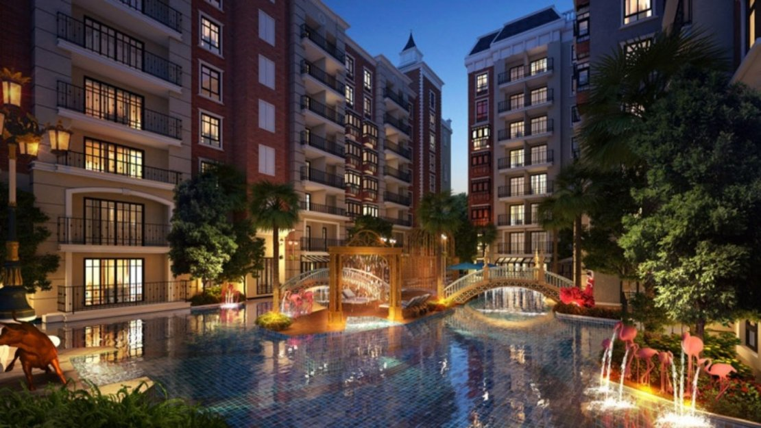 España Condo Resort Pattaya