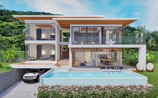 Darika residence
