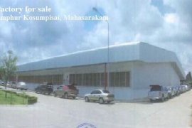 Warehouse and factory for sale in Kaeng Kae, Kosum Phisai