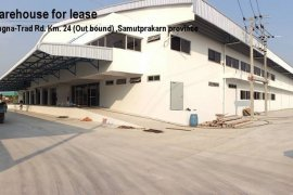 Warehouse / factory for rent in Samut Prakan