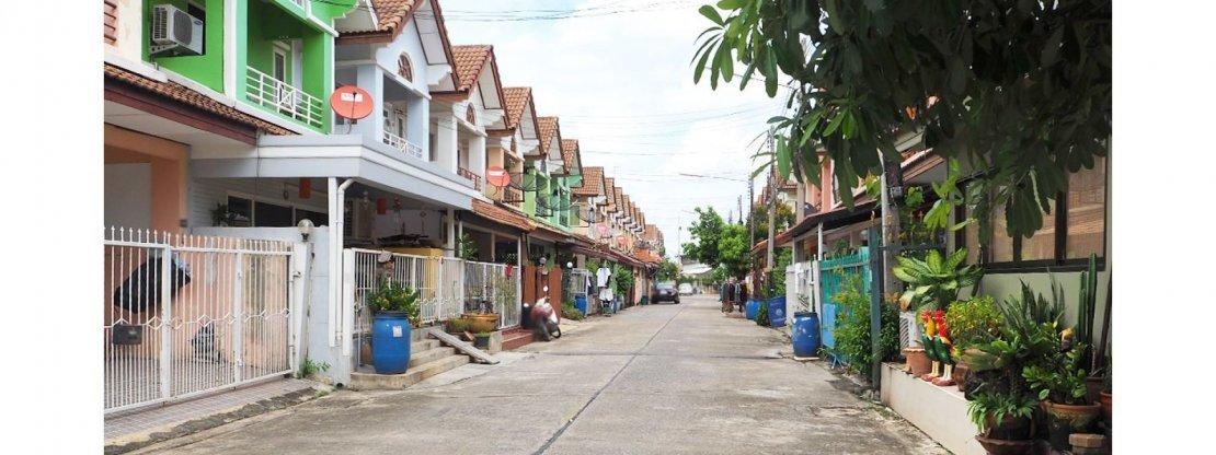 Baan Suetrong Rangsit khlong 3