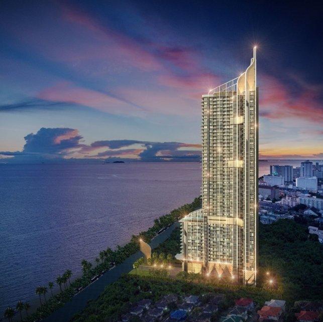 Dusit Thani tower
