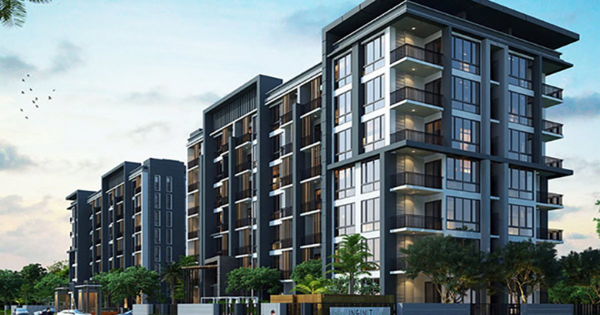 Infiniti Condo, Chonburi - 12 Condos for sale and rent | Thailand ...