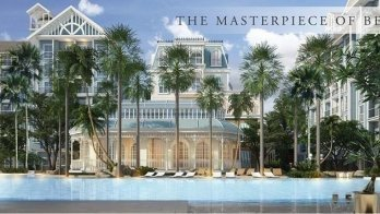 Grand Florida Beachfront Condo Resort Pattaya