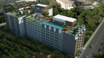 C View Residence Pattaya