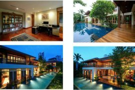 5 bedroom villa for sale near BTS Phrom Phong
