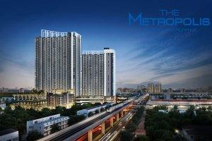 The Metropolis Samrong Interchange