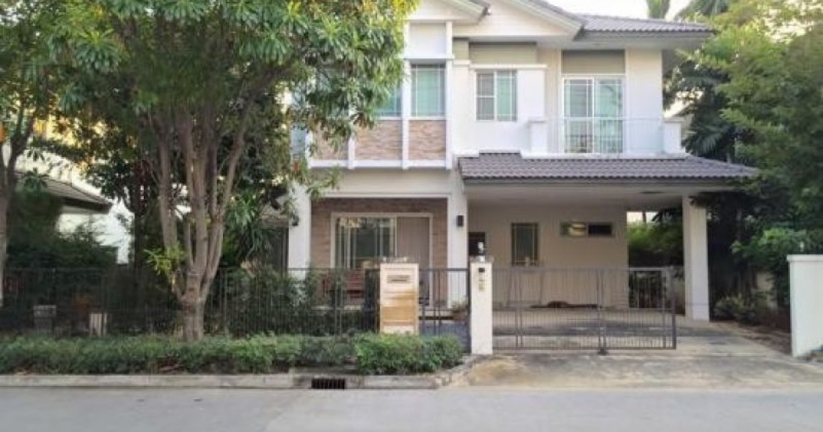 3 bed house for sale in manthana onnut wongwaen 2 for 0 bedroom house for sale