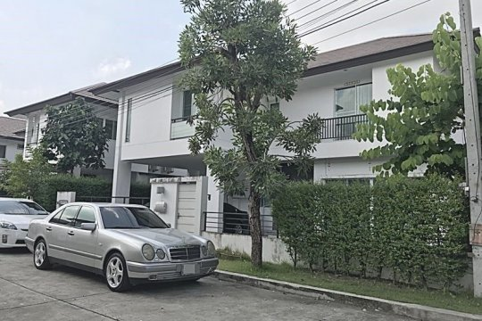 Houses For Sale At Nirvana Beyond Rama 9 Thailand Property