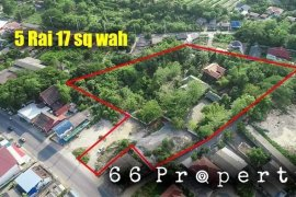 Land for rent in Chiang Mai