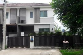 3 Bedroom Townhouse for Sale or Rent in Baan Pruksa 78 Chalong Krung-Ladkrabang Industrial Estate, Lam Pla Thio, Bangkok